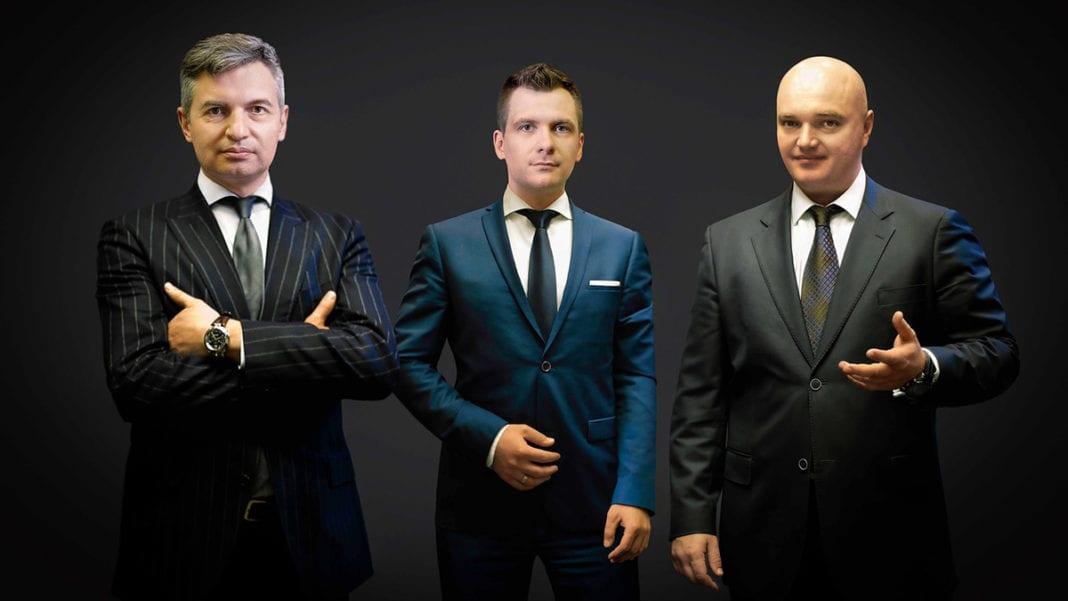 Сергей Ковалев, Сергей Кислов, Дмитрий Тугуши
