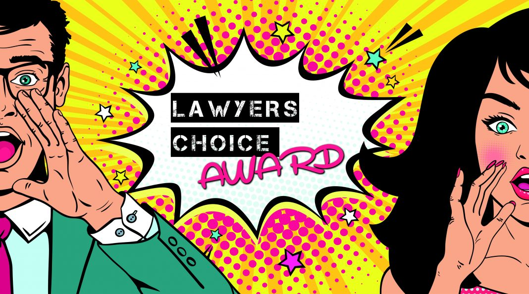 Конкурс от Legal Awards